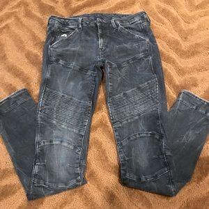 G-Star Raw size 29 dark blue skinny jeans